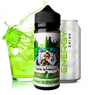 Monstaahh - Aroma 18ml in 120 Flasche Longfill - Dampfdidas