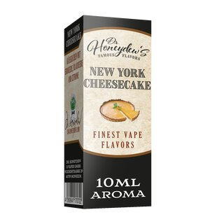 New York Cheesecake - Aroma 10ml - Dr. Honeydew´s