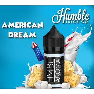 American Dream (30ml) Aroma by Humble Juice Co.