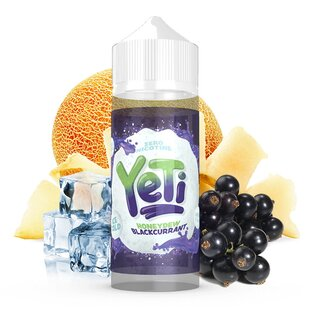 Honeydew Blackcurrant - 100ml Shortfill Premium Liquid - YETI